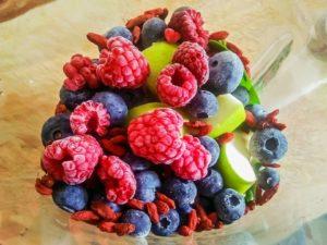 a goji bogyó rendszeres fogyasztásának előnyei